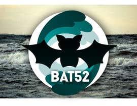 #10 for BAT52 logo  for a Surfboard af frannoh