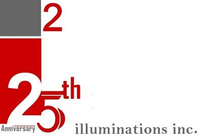 #122 for Logo Design for Illuminations, Inc. by Javed0604
