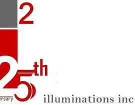 #122 para Logo Design for Illuminations, Inc. por Javed0604