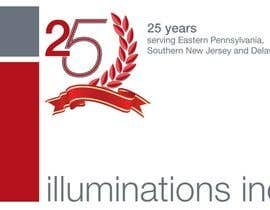 #133 para Logo Design for Illuminations, Inc. por evansomuhinda