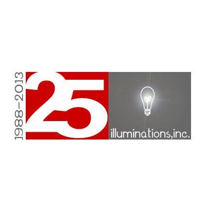 Bài tham dự cuộc thi #                                        56                                      cho                                         Logo Design for Illuminations, Inc.