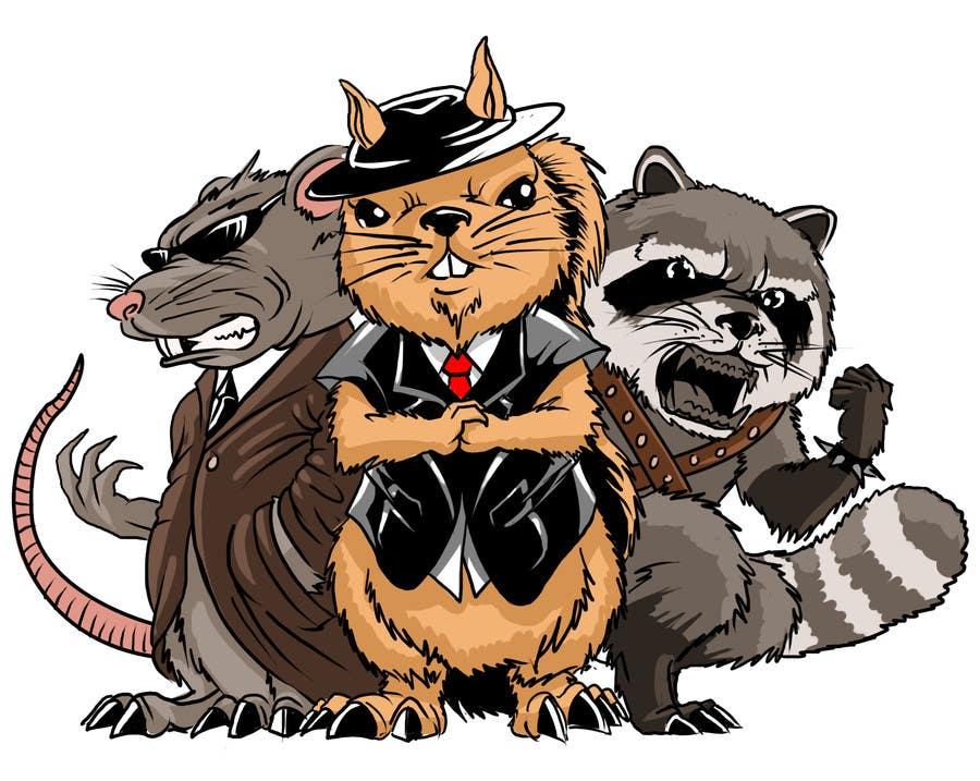 Inscrição nº                                         11                                      do Concurso para                                         Illustration Design for Titan Animal Solutions