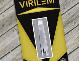 #4 untuk Urgent! Nail Clippers packaging for men! oleh machine4arts