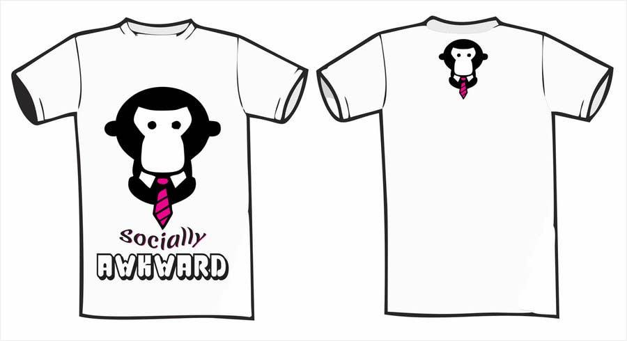 #42 for T-shirt Design for Metal Monkey Industries by salimsadja