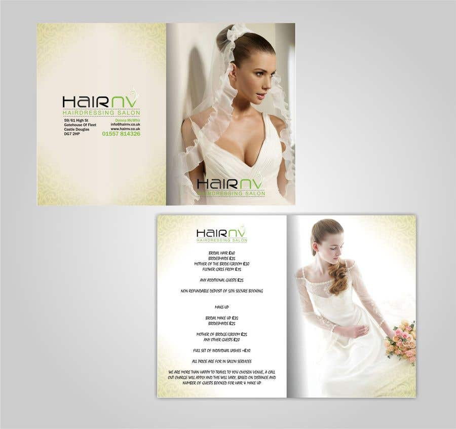 Kilpailutyö #12 kilpailussa Design a Mini Brochure