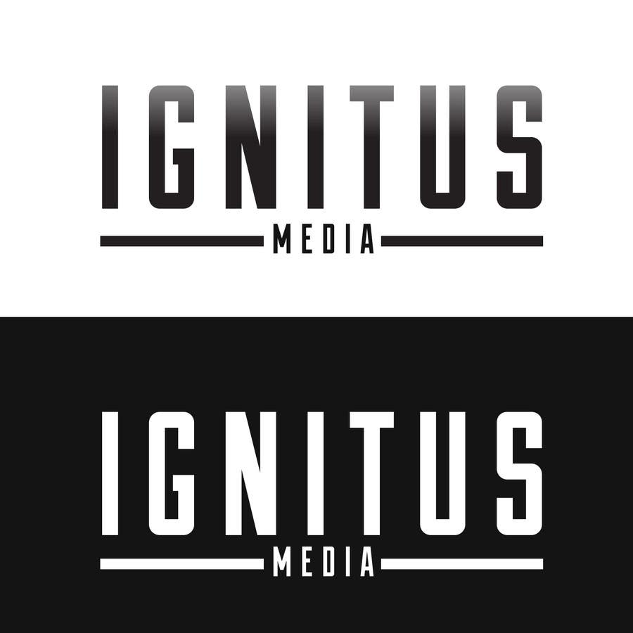 Logo Design for ignitusmedia.
