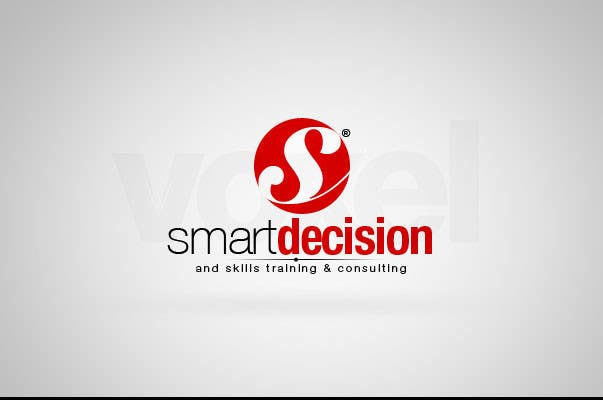 #17 for Logo Design for Smart Decision and Skills Training & Consulting by VoxelDesign
