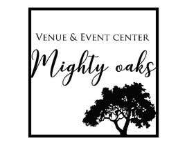 #1 for Logo designed for a event, wedding venue.  Name is Mighty Oaks Venue and event center.  Has a lot of oak trees in the property by Irina2121