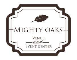 #10 for Logo designed for a event, wedding venue.  Name is Mighty Oaks Venue and event center.  Has a lot of oak trees in the property by Irina2121