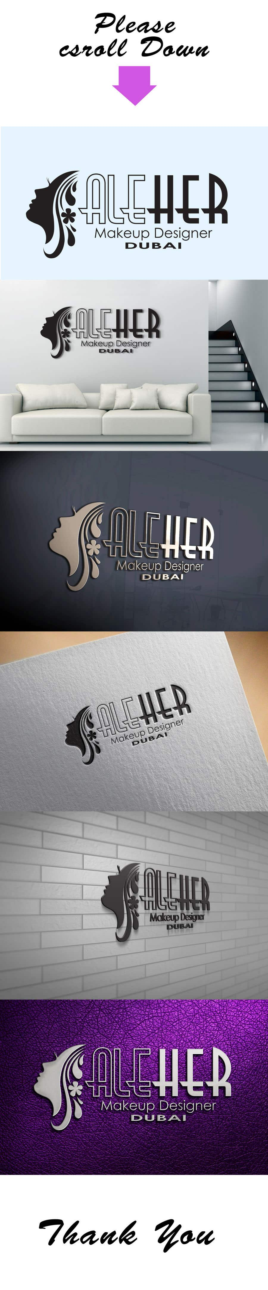 Entry 37 by ershad0505 for design a logo and business card for a contest entry 37 for design a logo and business card for a female pro makeup reheart Images