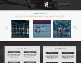 #38 for Remake of Current Website Design Contest by Dofort