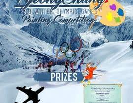 Nro 10 kilpailuun Poster for Painting Competition 2017 käyttäjältä AmielM
