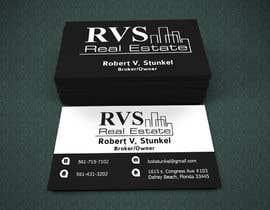 #24 para Design some Business Cards for real estate company por melquidez