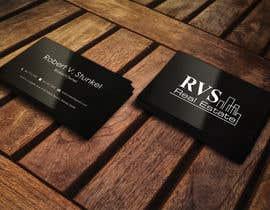 #33 para Design some Business Cards for real estate company por flechero