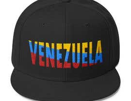 #10 for Design a Hat that says Venezuela by mdrwtf