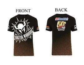 #2 for Design a T-Shirt for a BAJA 1000 Team by fweilbach