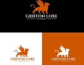 #55 , Design a Logo for Griffon Lore Games 来自 askleo