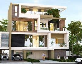 trongnghiabk2005 tarafından I need a 3d view & perspective of my building plan, with elevation options. için no 20