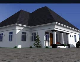 TMKennedy tarafından I need a 3d view & perspective of my building plan, with elevation options. için no 17