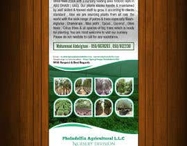 #36 for Very simple Email Marketing Designs for agriculture company size 600X1600 by dreamworld092016