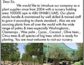 #42 for Very simple Email Marketing Designs for agriculture company size 600X1600 by AkS0409