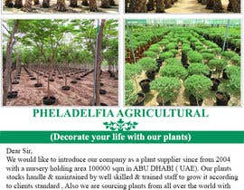 #33 for Very simple Email Marketing Designs for agriculture company size 600X1600 by amrhmdy
