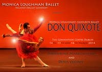 Graphic Design Contest Entry #172 for Graphic Design for Classical ballet event called Don Quixote