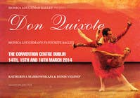 Contest Entry #161 for Graphic Design for Classical ballet event called Don Quixote