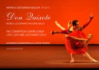 Contest Entry #158 for Graphic Design for Classical ballet event called Don Quixote