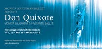 #41 for Graphic Design for Classical ballet event called Don Quixote by jtmarechal