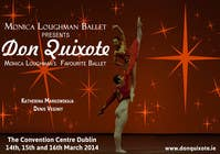 #58 for Graphic Design for Classical ballet event called Don Quixote by aqshivani