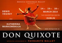 Photography Contest Entry #163 for Graphic Design for Classical ballet event called Don Quixote