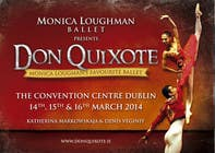 #71 for Graphic Design for Classical ballet event called Don Quixote by efimik