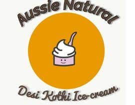 "#3 for Designs of ""DESI KOTHI ICE CREAM"" Logo, pamphlet, visiting card and banner by kotiyav"