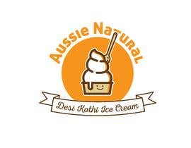 "#15 for Designs of ""DESI KOTHI ICE CREAM"" Logo, pamphlet, visiting card and banner by ErvinMF"