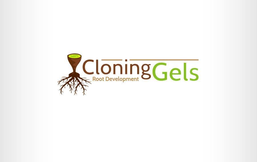 #192 for Logo Design for CloningGels.com by oscarhawkins