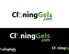 #182 para Logo Design for CloningGels.com por woow7