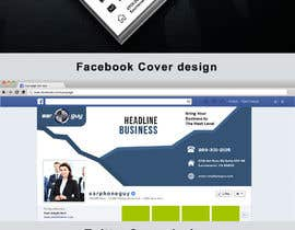 #34 cho Need Business Card Designed and 2 Social Media Banners bởi jabir88