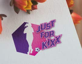 #488 for Just for Kixx Logo by aashiq96