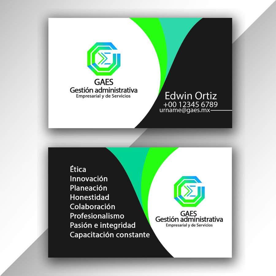 a22271c0f41f5 Entry  14 by edwinortiz4 for Elaboracion de tarjetas de presentación ...