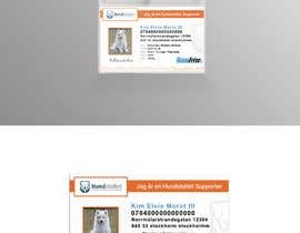 #102 cho Design a Pet ID-Card (for dogs and cats) bởi freerix