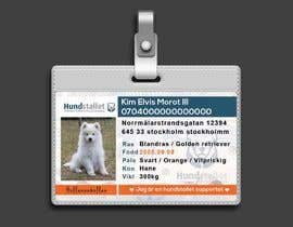 #83 cho Design a Pet ID-Card (for dogs and cats) bởi satishandsurabhi
