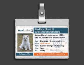 #84 cho Design a Pet ID-Card (for dogs and cats) bởi satishandsurabhi