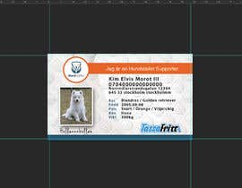 #109 cho Design a Pet ID-Card (for dogs and cats) bởi shanaudio