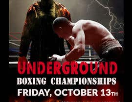 #28 cho Friday the 13th - Boxing Fight Night bởi gerardolamus