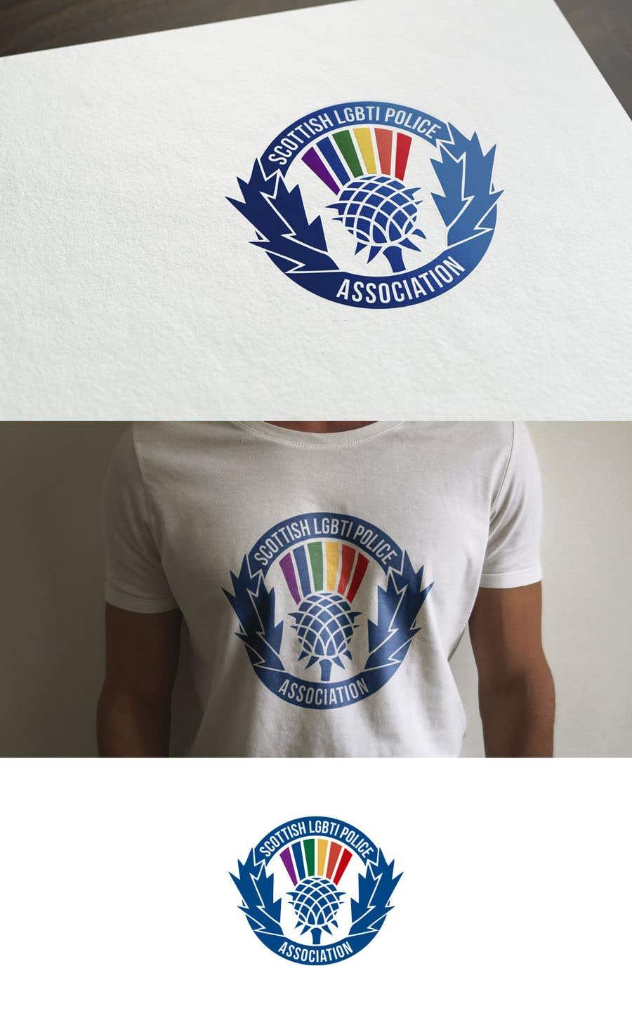 Konkurrenceindlæg #38 for Design a Logo - Scottish LGBTI Police Association