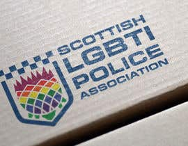 #21 for Design a Logo - Scottish LGBTI Police Association af AalianShaz