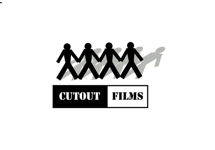 #233 for Logo Design for Cut Out Films by dishoom