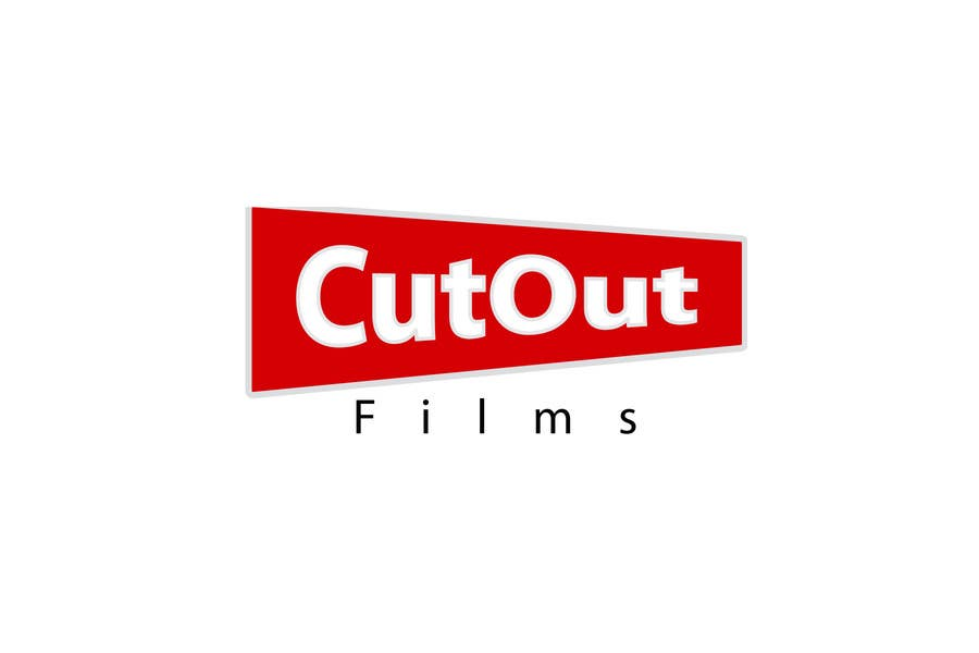 #145 for Logo Design for Cut Out Films by Rajmonty