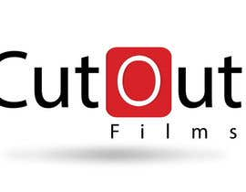 #196 para Logo Design for Cut Out Films por mahmoudbrenzaa